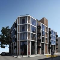 Апартаменти в нова функционална сграда в центъра на София